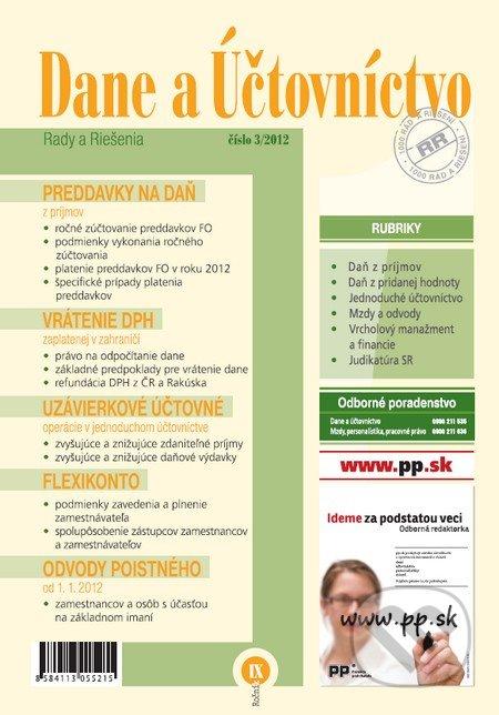 Bthestar.it Dane a Účtovníctvo 3/2012 Image