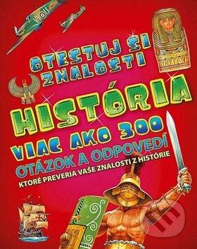 História - Otestuj si znalosti - Svojtka&Co.