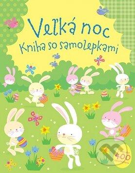 Excelsiorportofino.it Veľká noc  - Kniha so samolepkami Image