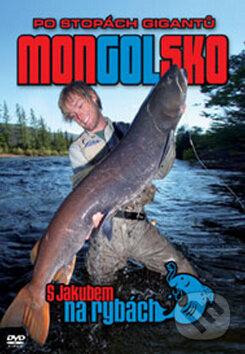 Mongolsko - Po stopách gigantů DVD