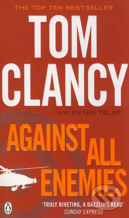 Against All Enemies - Tom Clancy