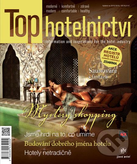 Newdawn.it Top hotelnictví 2012/2013 Image
