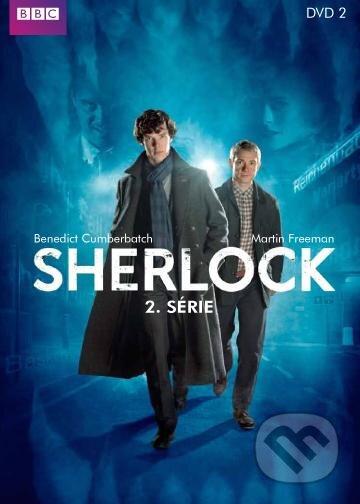 Sherlock 2. séria - DVD 2. DVD