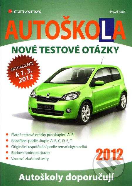 Fatimma.cz Autoškola - Nové testové otázky Image