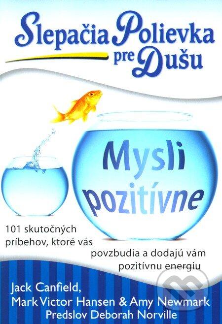 Peticenemocnicesusice.cz Slepačia polievka pre dušu: Mysli pozitívne Image