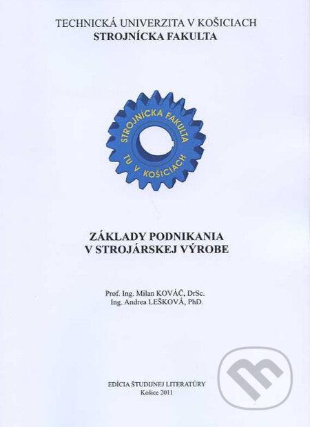 Peticenemocnicesusice.cz Základy podnikania v strojárskej výrobe Image