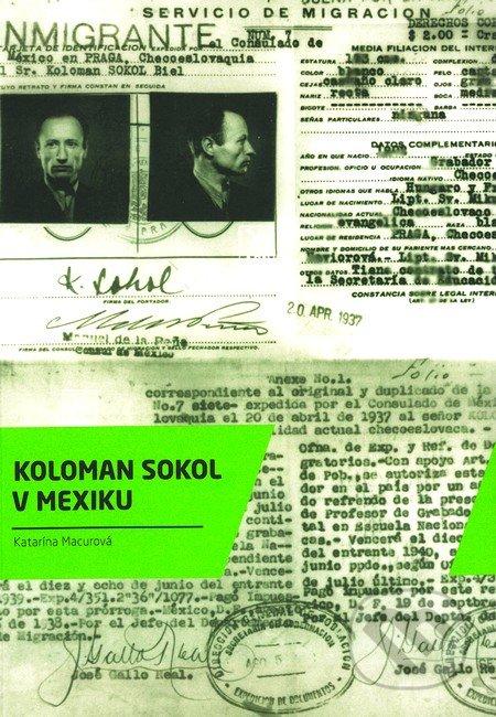 Fatimma.cz Koloman Sokol v Mexiku Image