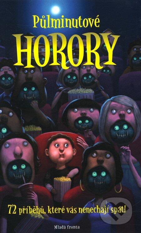 Půlminutové horory - Mladá fronta