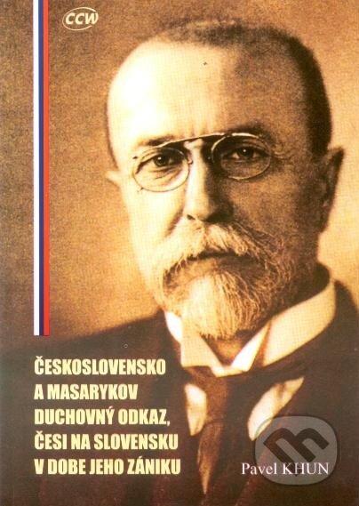 Peticenemocnicesusice.cz Československo a Masarykov duchovný odkaz, Česi na Slovensku v dobe jeho zániku Image