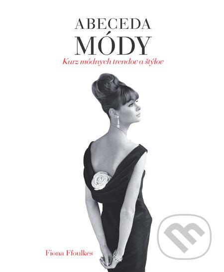 Obálka knihy Abeceda módy