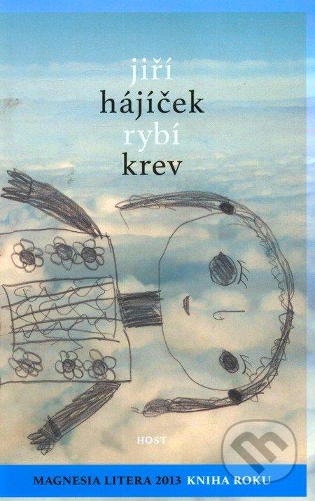 Rybí krev - Jiří Hájíček