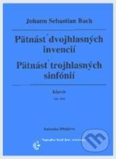 Fatimma.cz Pätnásť dvojhlasných invencií, Pätnásť trojhlasných sinfónií Image
