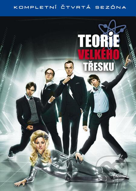 Teorie velkého třesku - 4. séria DVD