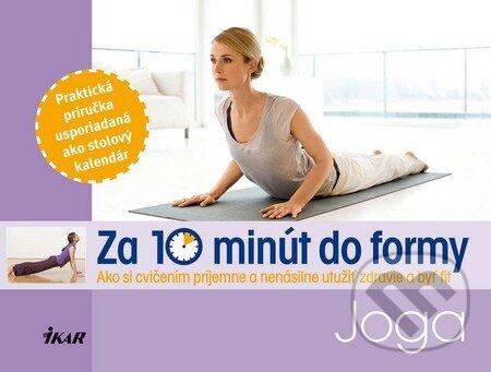 Fatimma.cz Za 10 minút do formy: Joga Image