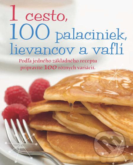 1 cesto, 100 palaciniek, lievancov a vaflí - Slovart
