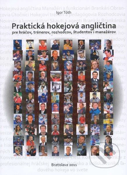 Fatimma.cz Praktická hokejová angličtina pre hráčov, trénerov, rozhodcov, študentov i manažérov Image