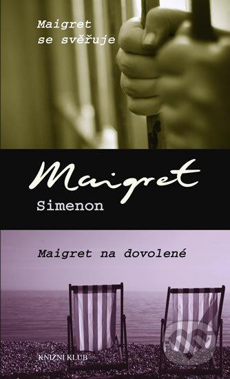 Fatimma.cz Maigret se svěřuje / Maigret na dovolené Image