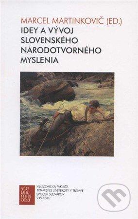 Fatimma.cz Idey a vývoj slovenského národotvorného myslenia Image