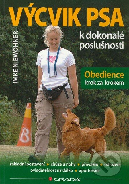 Výcvik psa k dokonalé poslušnosti - Imke Niewöhner