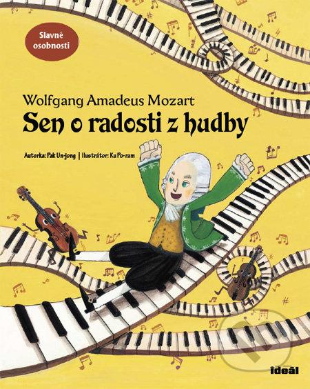 Wolfgang Amadeus Mozart - Sen o radosti z hudby - Pak Un-jong