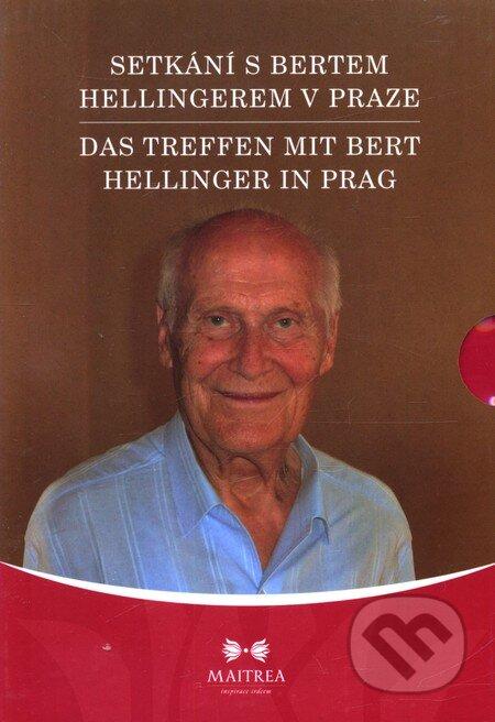 Setkání s Bertem Hellingerem v Praze DVD