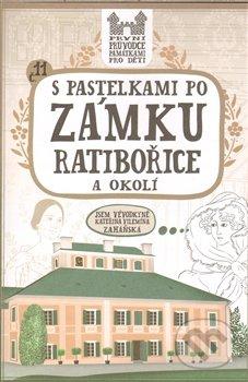 Fatimma.cz S pastelkami po zámku Ratibořice a okolí Image