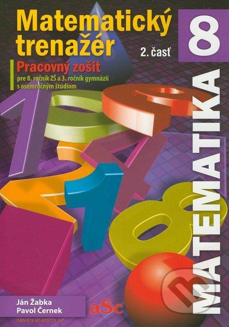 Fatimma.cz Matematický trenažér 8 (2. časť) Image