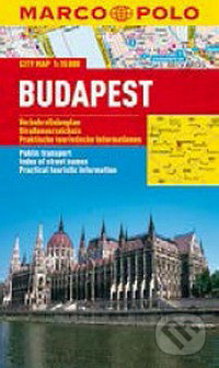 Fatimma.cz Budapest 1:15 000 Image