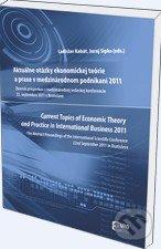 Fatimma.cz Aktuálne otázky ekonomickej teórie a praxe v medzinárodnom podnikaní 2011 Image
