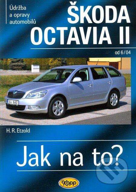Škoda Octavia II. od 6/04 - Kopp