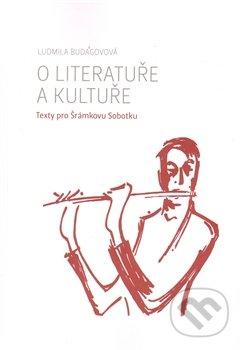 O literatuře a kultuře - Ludmila Budagovová