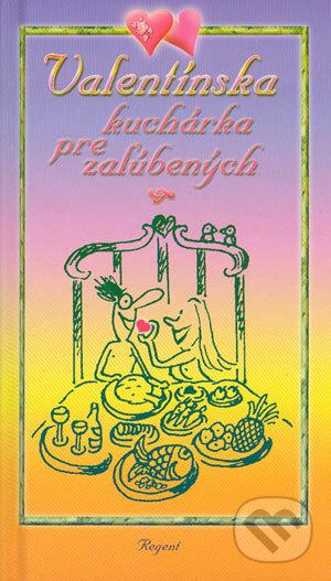 Fatimma.cz Valentínska kuchárka pre zaľúbených Image
