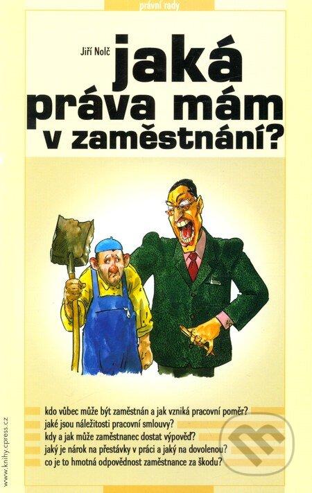 Fatimma.cz Jaká práva mám v zaměstnání? Image