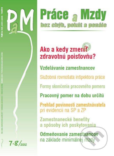 Fatimma.cz Práce a Mzdy 7 - 8/2012 Image