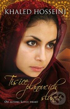 Kniha Tisíce planoucích sluncí (Khaled Hosseini)