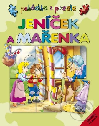 Newdawn.it Jeníček a Mařenka Image