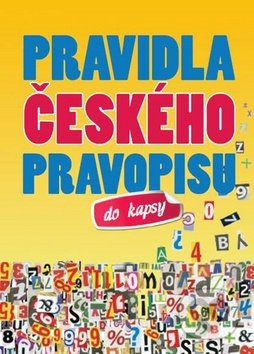 Peticenemocnicesusice.cz Pravidla českého pravopisu do kapsy Image