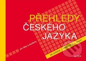 Přehledy českého jazyka - Alter
