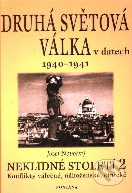 Fatimma.cz Druhá světová válka v datech 1940 - 1941 Image