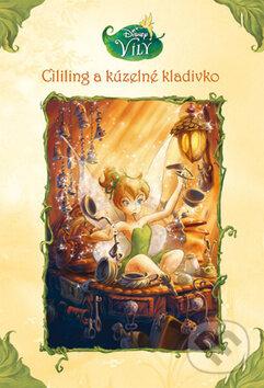 Interdrought2020.com Víly: Cililing a kúzelné kladivko Image