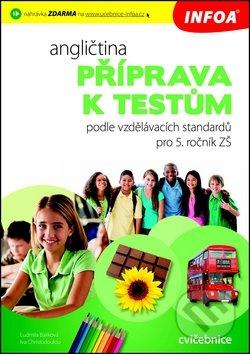 Fatimma.cz Angličtina: Příprava k testům podle vzdělávacích standardů pro 5. ročník Image
