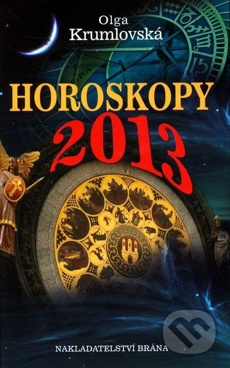 Fatimma.cz Horoskopy 2013 Image