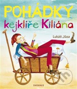 Fatimma.cz Pohádky kejklíře Kiliána Image