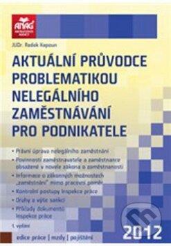 Fatimma.cz Aktuální průvodce problematikou nelegálního zaměstnávání pro podnikatele 2012 Image
