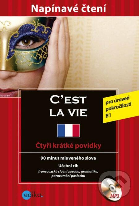Fatimma.cz C´est la vie / Čtyři krátke povídky Image