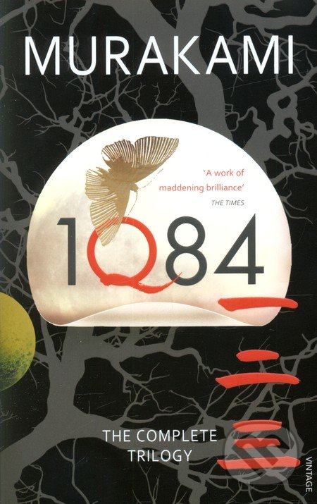 1Q84 (The Complete Trilogy) - Haruki Murakami