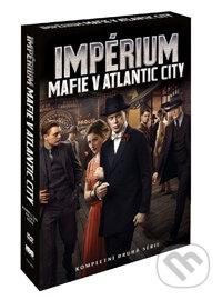 Impérium-Mafie v Atlantic City 2. série 5DVD DVD