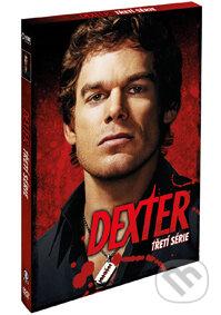 Dexter 3. série 3DVD DVD