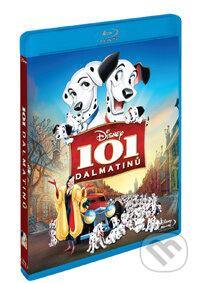 101 Dalmatinů Blu-ray