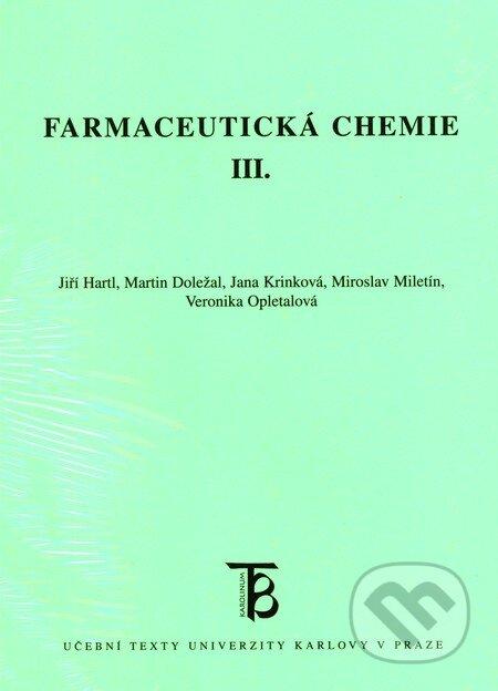Venirsincontro.it Farmaceutická chemie III. Image